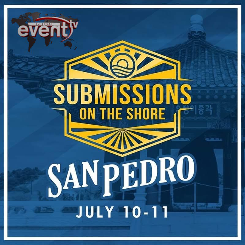 Submission on the shore - SAN PEDRO