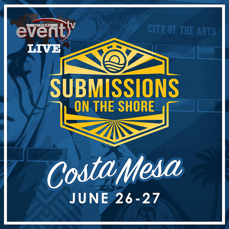 Submission on the shore - Costa Mesa