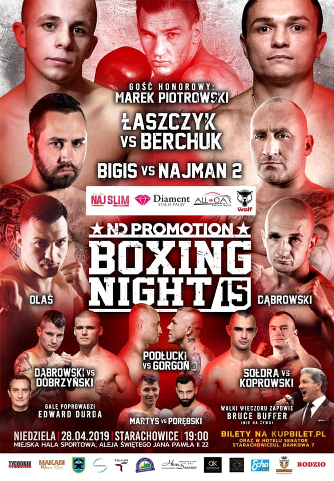 Boxing Night 15 - PPV