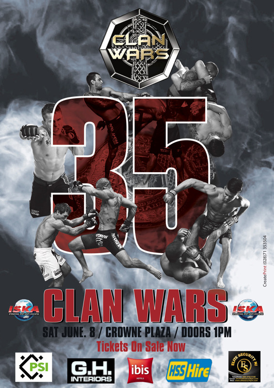 Clan Wars 35 - PPV