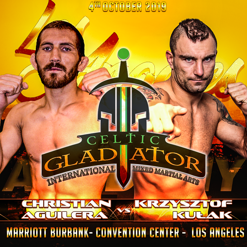 Celtic Gladiator 25 - PPV