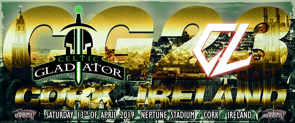 Celtic Gladiator 23 & Cage Legacy 12 PPV